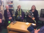 Farewell Librarian Liz, welcome Rhian! click to see the pictures