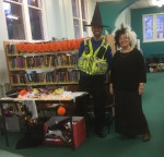 Hallowe'en at the Library 2017 click to see more pictures.